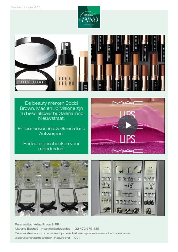 5c35f52c6fb Galeria Inno - New beauty brands